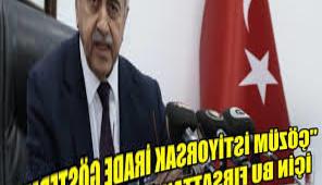 TRNC President Akıncı to meet with Guterres and Anastasiadis in Berlin on 25 November