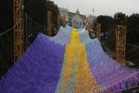 Berlin Wall anniversary. Speakeasy curated by Letizia Filippi, Martina Predelli and Alyssa Gregori
