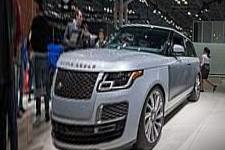 Policemen regained Range Rover stolen in Berlin. Navigation indicated that the car was going towards Poland