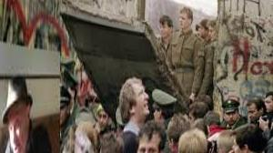 TESTIMONY - 30 years ago the fall of the Berlin Wall, the fond memories of a Manchois